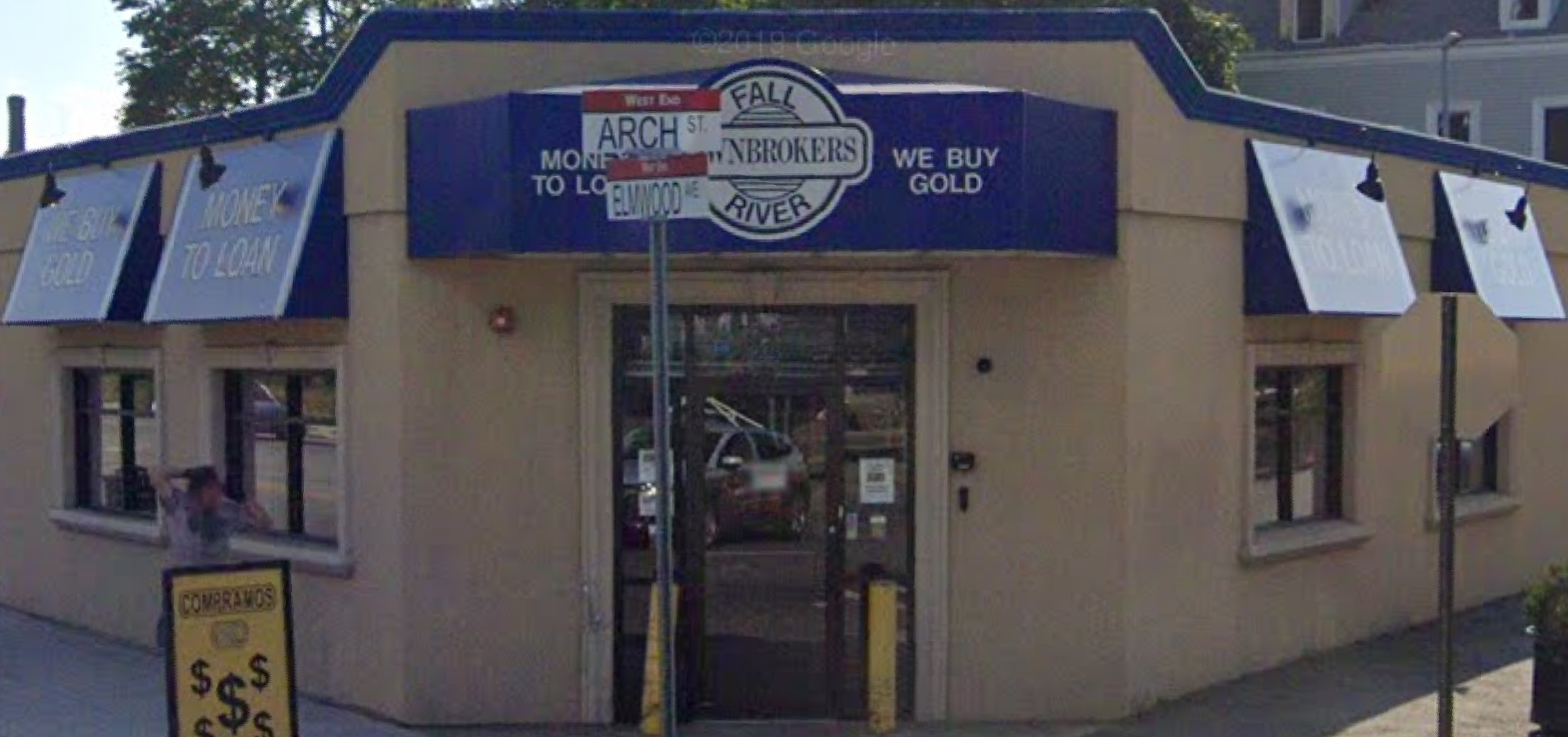 Fall River Pawn Brokers - 7 Elmwood Ave, Providence, RI 0707
